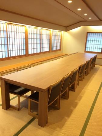 2Fテーブル