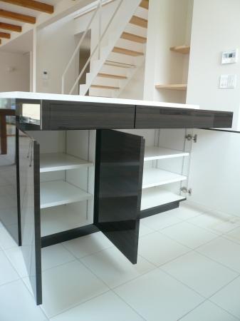 キッチン作業棚
